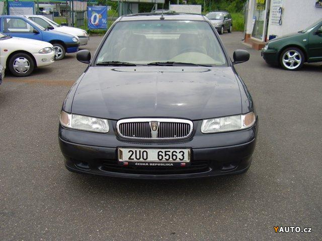 Prodám Rover 400 1.6