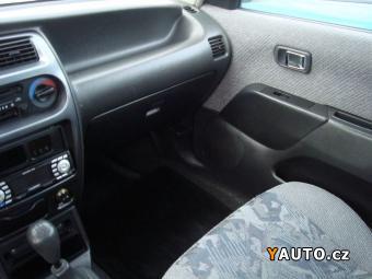Prodám Daihatsu Sirion 1,0 4WD