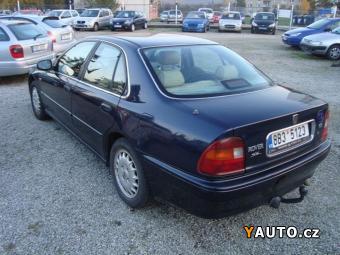 Prodám Rover 600 2,0SDI eko uhrazen