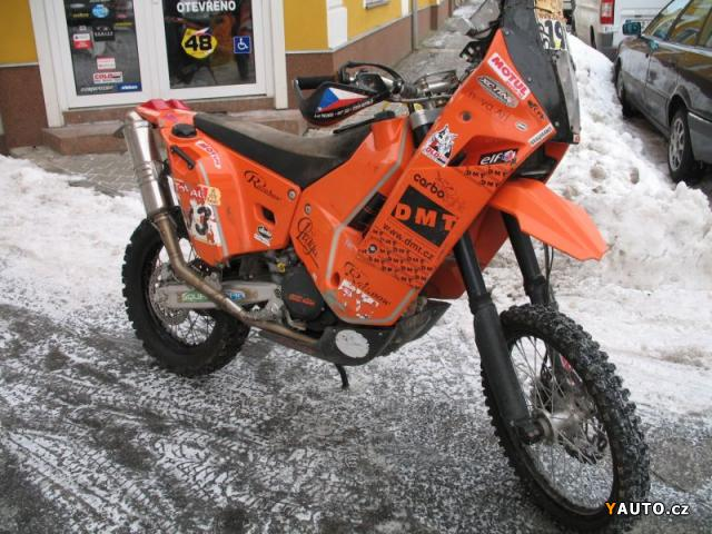 Ktm Rally Tanks