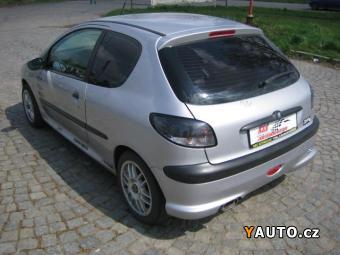 Prodám Peugeot 206 1.6