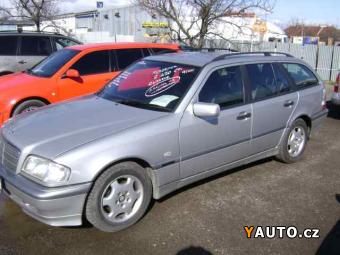 Prodám Mercedes-Benz Třídy C 2,2 220 Kombi Classic Selecti