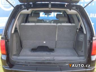 Prodám Lincoln Navigator 5.4i 4x4LPG