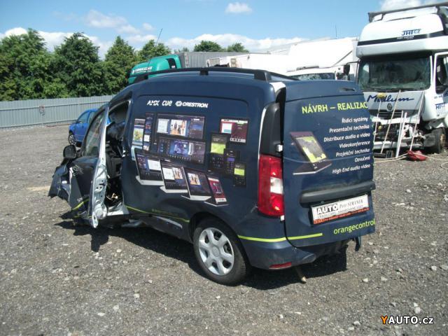 Prodám Dacia Dokker 1.6 i - 30000 KM