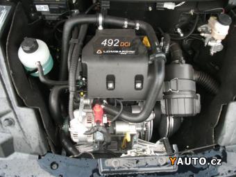Prodám Ligier JS 50 L DIESEL - AUTOMAT