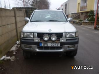Prodám Opel Frontera 2, 2 dti