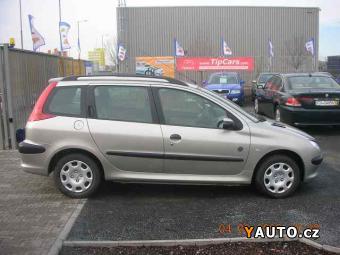Prodám Peugeot 206 1,5 X- DESING CZ