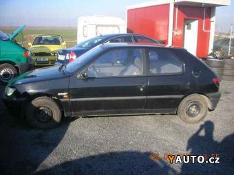 Prodám Peugeot 306 1,1 44KW