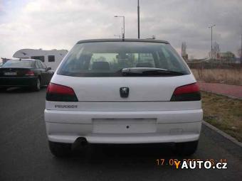 Prodám Peugeot 306 1,9 D klima