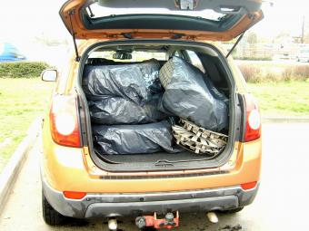 Prodám Chevrolet Captiva 2, 0 CDT SUV
