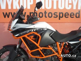 Prodám KTM 1190 Adventure R