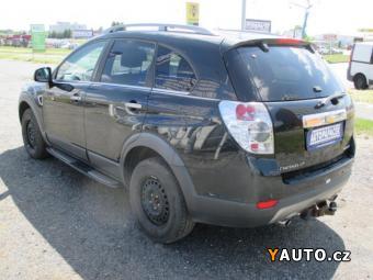 Prodám Chevrolet Captiva 2,0D, ČR, 4X4
