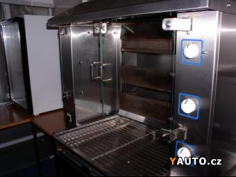 Prodám Fort APG-3500 Pojízdná kuchyně