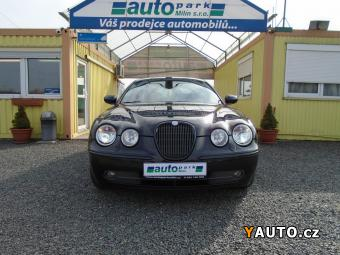 Prodám Jaguar S-Type 2.7D