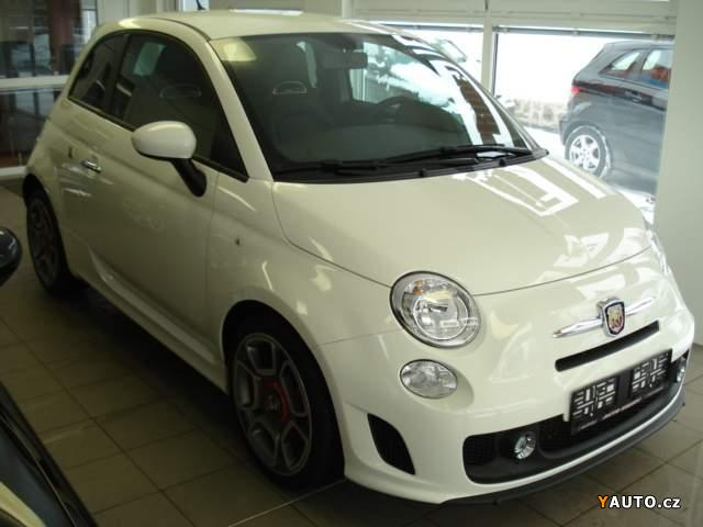 prod m fiat 500 abarth 99kw prodej fiat 500 osobn auta. Black Bedroom Furniture Sets. Home Design Ideas