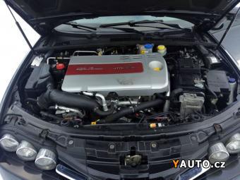 Prodám Alfa Romeo Brera 2.4. JTDm Navi