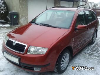 Prodám Škoda Fabia 1.4 MPI, 50 KW, PĚKNÝ STAV.