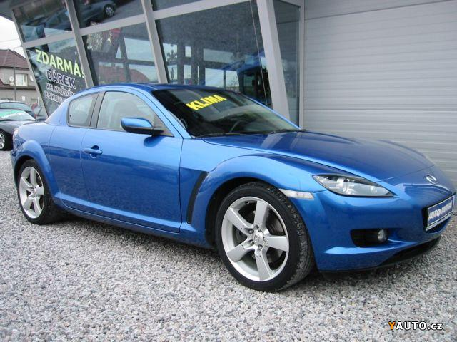 prod m mazda rx 8 revolution 170kw prodej mazda rx 8 osobn auta. Black Bedroom Furniture Sets. Home Design Ideas