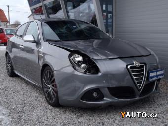 Prodám Alfa Romeo Giulietta 1,8 TBI Q. V. REZERVACE