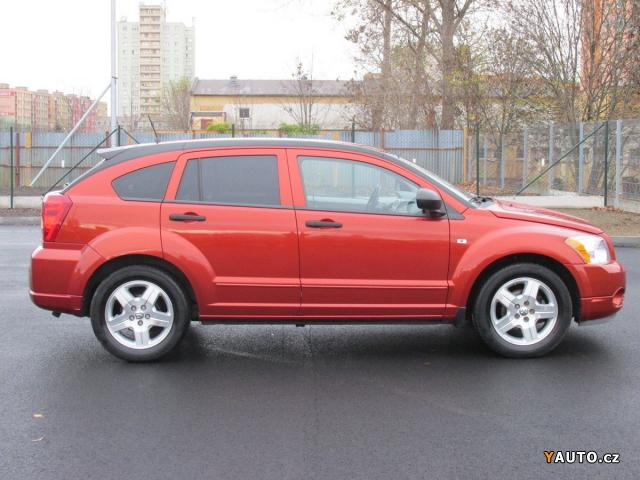 prod m dodge caliber 2 0 crd r prodej dodge caliber. Black Bedroom Furniture Sets. Home Design Ideas