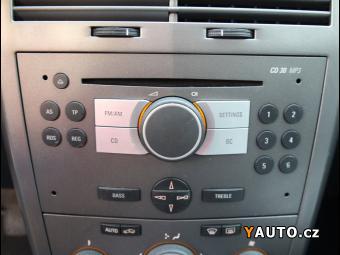 Prodám Opel Astra 1.9 CDTi, Serv. kniha