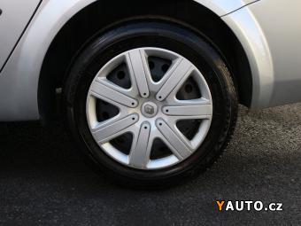 Prodám Renault Mégane 1.6 16V, 1. maj, Serv. kniha, ČR