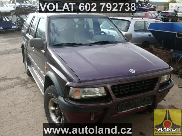 Prodám Opel Frontera 2,3 VOLAT 602 792738