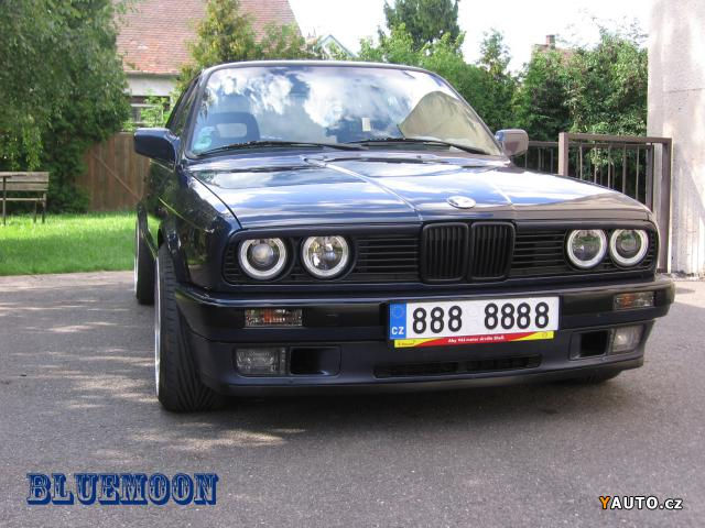 prod m bmw ada 3 325i e30 prodej bmw ada 3 osobn auta. Black Bedroom Furniture Sets. Home Design Ideas