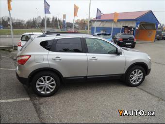 Prodám Nissan Qashqai 2.0 i AT 4WD Panorama