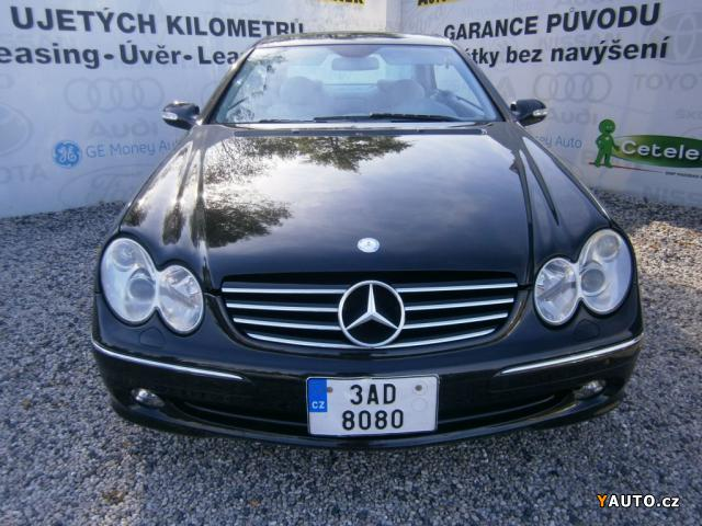 prod m mercedes benz clk 270 cdi navigace xenony auto prodej mercedes benz clk osobn auta. Black Bedroom Furniture Sets. Home Design Ideas