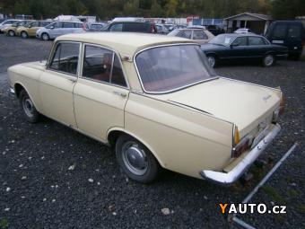 Prodám Moskvič 408