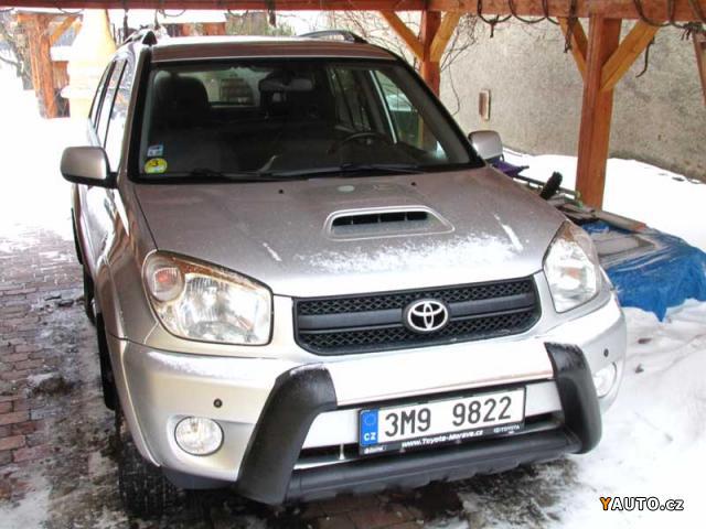 Toyota Rav4 2004 Model. Used Toyota Rav4 2004