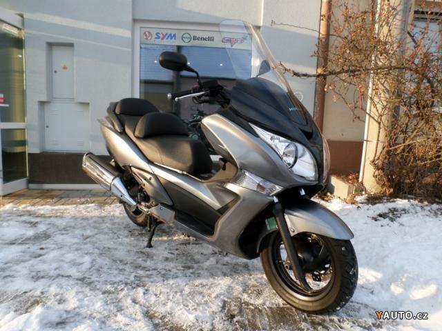 Prodám Honda SW-T600 ABS REZERVACE