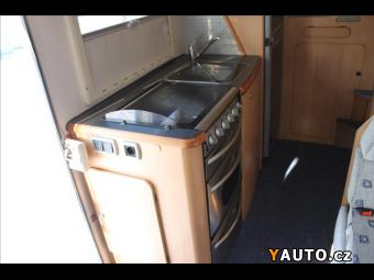 Prodám Fiat 2.8 ROLLER JTD 94KW GARAGE, ČR