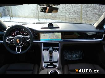 Prodám Porsche Panamera 4S DIESEL 4X4, NEW MODEL, LED S
