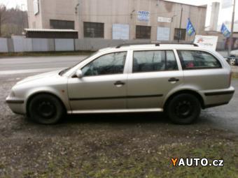 Prodám Škoda Octavia 1,8T 110kW