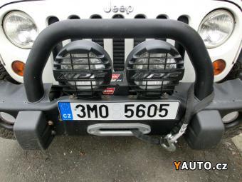 Prodám Jeep Wrangler 2,8CRD RUBICON, ČR