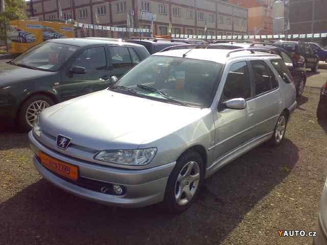 Prodám Peugeot 306 2,0 KLIMA, ALU, PERFEKT