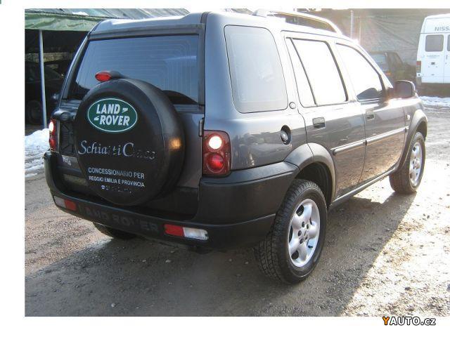 Prodám Land Rover Freelander 2,0 Td4