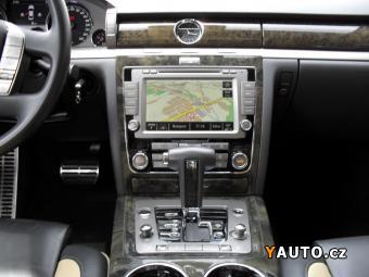 Prodám Volkswagen Phaeton 3.0TDI 4M, Exclusive FULL Long
