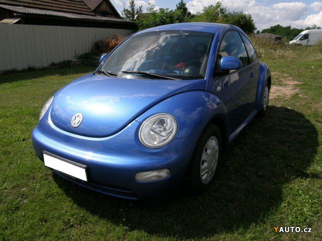 prod m volkswagen new beetle 1 9 tdi automatick. Black Bedroom Furniture Sets. Home Design Ideas