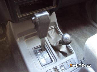 Prodám Isuzu Trooper 3, 0 TDi DOHC Turbo, Automat