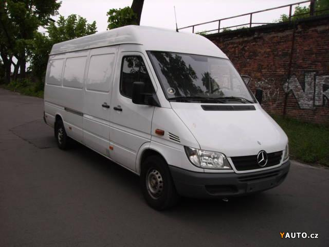 Mercedes Benz Sprinter Авто б/у Karlovy Vary Чехия ...