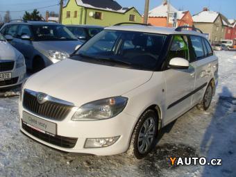 Prodám Škoda Fabia 1.2 Tsi Klima, serviska, puvod