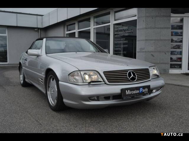 prod m mercedes benz sl sl 600 amg prodej mercedes benz sl osobn auta. Black Bedroom Furniture Sets. Home Design Ideas