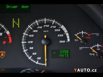 Prodám Lamborghini Murcielago LP640 VERSACE 17of20