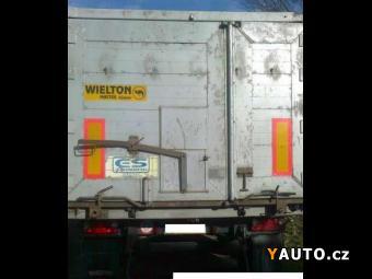 Prodám Wielton 40m3 alu návěs 9m