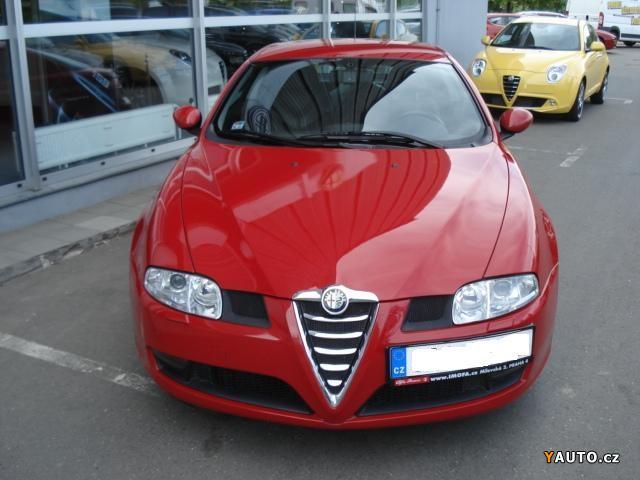 Prodám Alfa Romeo GT 2.0 JTS - plná výbava prodej Alfa Romeo GT ...
