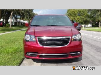 Prodám Chrysler Town & Country model ´´S´ 2016´ SKLADEM