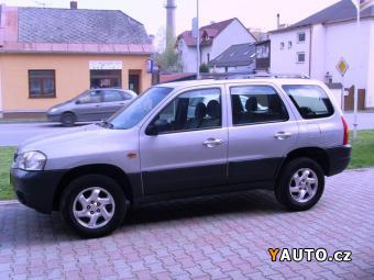 Prodám Mazda Tribute 2,0
